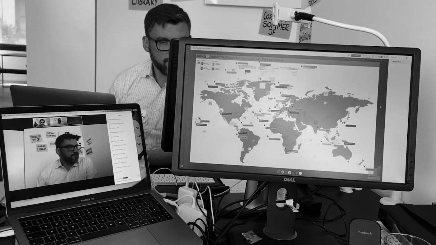 NEON Tomek Virtual Facilitation