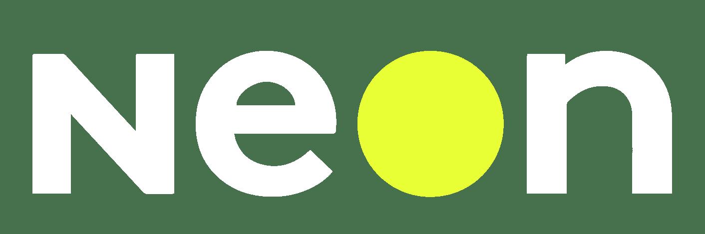 NEON_Logo_White_Yellow